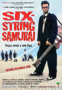 Podcast Episode 1: Six String Samurai