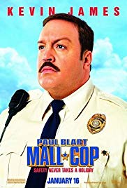 Podcast Episode 4: Paul Blart - Mall Cop